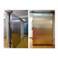75mm 100mm 120mm 150mm 200mm Cold Storage Doors Silding Design Chemical Resistance Stability Manufactures