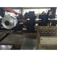 Cold Rolled Galvanized Steel Coil 40g - 275g/M2 Zinc Coating 600 – 1250mm Width Manufactures