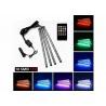 Interior Decorative Atmosphere 12 volt automotive LED strip lights 18 SMD Manufactures