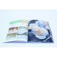 Multilingule Cook professional book printing with Full Color Pictures Manufactures