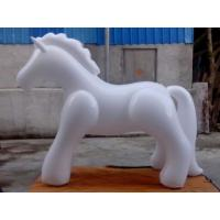 Quality 3 M Tall Attractive And Colorful Inflatable Animals / Inflatable Horse And Dogs For Event for sale