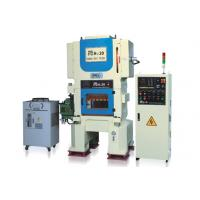 Dynamic Equilibrium Power Press Machine , H Frame Metal Electric Punching Machine Manufactures
