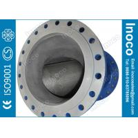 BOCIN In-line Thread Y Strainer Filter Of Carbon Steel Housing DN400 Low Pressure Manufactures