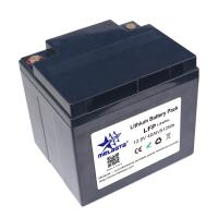 LiFePo4 rechargeable battery pack 12.8V 40Ah replacement of lead acid battery Manufactures
