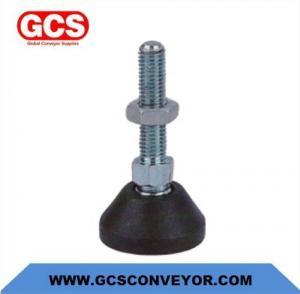 China Conveyor, recycle trolleyadjustable feet stand with round botto/adjustable feet stand with round bottom buried mouth foo on sale