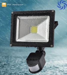 Quality 5W 450 Lumen Solar Flood Lights 6500K IP65 COB Flood Light For Illumination for sale
