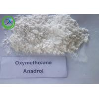 White Oxymetholone powder Oral Anabolic Steroids for bodybuilding CAS 434-07-1 Manufactures