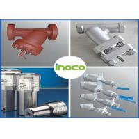 BOCIN High Pressure Compressed / Natural Gas Filter Housing For Gas Filtration Manufactures