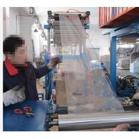 Full Automatic PVC Shrink Film Blowing Machine Single Lift Blowing Unit SJ40-Sm500 Manufactures
