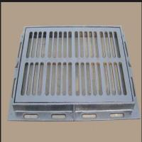 China Hot Dip Steel Grating Drain Cover Welded Stainless Steel Easy Install on sale