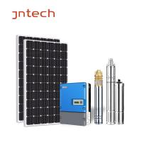 China Water Proof 380V 22kW Solar Water Pump Irrigation System Full Automatic for Irrigation on sale