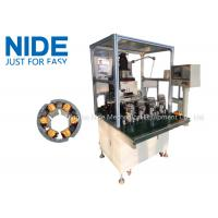 Full Automatic Inslot Needle Coil Winder , BLDC Stator Winding Machine Manufactures