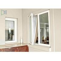Quality Inward / Outward Open Aluminium House Casement Windows AS Standard for sale