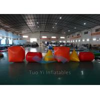Customized Inflatable Buoy / Finish Line Buoy for Racing Event Manufactures