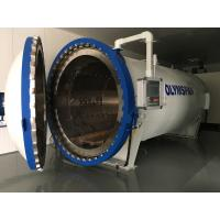 Quality CE composite autoclave for composite materials, carbon fiber, rubber and other structure materials curing and treatment for sale