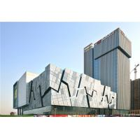 Class A Fireproof Fibre Cement External Wall Cladding 4.5-18mm Thickness Manufactures
