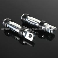 Quality Aluminum Motorcycle Foot Pegs Front  Rear Position Without Clamps for sale