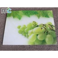 China Tempered glass cutting boards on sale
