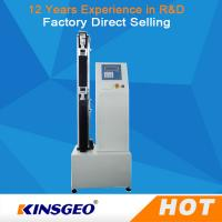 ASTM D903 Multi Function Tensile Universal Testing Machines with 50~500 mm/min Manufactures