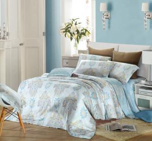 Quality Duvet Cover Boys Home Bedding Sets , Custom Black And White Bedding Sets for sale