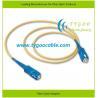 Fiber Optic Patch Cable(SC/PC-SC/PC-SM-SX-3.0-1Mt) Manufactures
