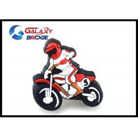 Sports Motorcycle Boys Dresser Knobs Bedrooms Furniture Decorative PVC Cabinet Knobs Manufactures
