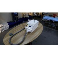 Portable Tattoo Removal Pigmentation Removal Machine With Q Switched Nd Yag Laser Manufactures