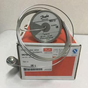 Tex12 067b3210  Electronic Expansion Valve , Auto Air Conditioner Electronic Expansion Valve  Industrial Manufactures