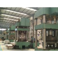 500 Ton Hydraulic Press Brake Machine For Milk Tank Head Dish End Making Manufactures