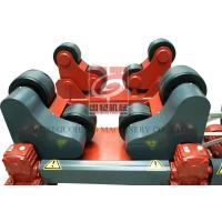 Pipe Welding Rotator for heavy duty works , turning rolls Manufactures