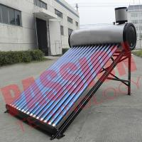 China 0.5 Bar Heat Exchanger Solar Water Heater , Solar Hot Water Preheater For Water Heating on sale