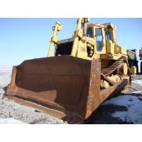 Second Hand Caterpillar D9N Earth Moving Equipment 24V Voltage With 6 Cylinders Manufactures