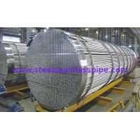 Buy cheap ASTM A213 / ASME SA213 Customized 321 Stainless Steel Seamless Tube For Heat Exchanger Projects 25x2x6000mm from wholesalers