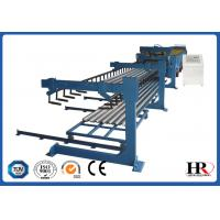 Custom Floor Deck Roll Form Machine High Automation Pressure - type Manufactures