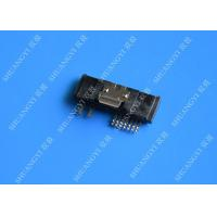 Female CrimpLocking Motherboard SATA Connectors Voltage 40V AC 13 Pin Manufactures