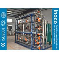 BOCIN Water Treatment Self Cleaning Modular Filtration System Of Stainless Steel Manufactures