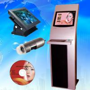 CBS skin scanner analyzer face visia skin analysis machine FCC approved Manufactures