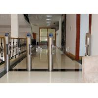 Quality Swing GateTurnstile Security Systems Manual Stainless Steel Bi-directional for sale