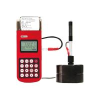 Adjustable Backlight Portable Hardness Tester With Integrated High Speed Printer MH320 Manufactures