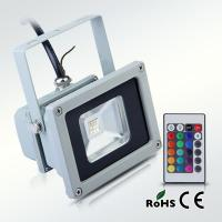 IP65 Outdoor RGB Led Floodlight 10W with Remot Control Manufactures
