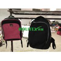 Popular Second Hand Travel Backpacks , First Grade Used Hiking Backpacks Mixed Size Manufactures