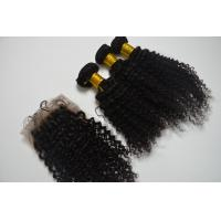 Natural color, real hair, hair curtain, real hair, deep wave 3+1 Manufactures