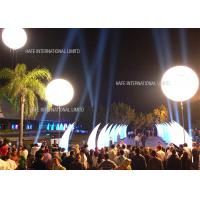 Outdoor Decoration Event Space Led Balloon Lighting Pearl Series 5600 - 6000 K 2400W Manufactures