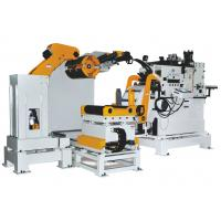 Car Industry Automatic Precision NC Roll Feeder 3 In 1  Feeding Line For Power Press Machine Manufactures