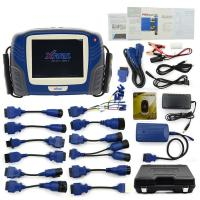 China Original XTOOL PS2 Professional Automobile PS2 Heavy Duty Truck Diagnostic Tool Update Online No Need To Connect With PC on sale