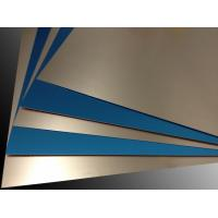 Ccl Raw Material Copper Clad Sheet , 0.05 - 4.0mm Thickness Copper Board For Pcb Manufactures