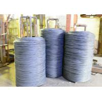 Mild Steel Wire / High Carbon Electro Galvanized Iron Wire ASTM A 641 / A 641 M Manufactures