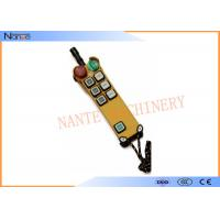F24-6D Wireless Hoist Remote Control Winch Remote Switch Safety Visibility Manufactures
