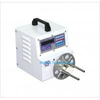 Semi Automatic Copper Wire Winding Machine Foot Switch LCD Display Easy Operation Manufactures