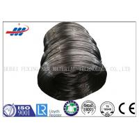 1520-1720MPA High Carbon Steel Wire , Annealed Iron Wire For Automobile Spring Manufactures